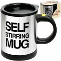 - SELF STIRRING MUG